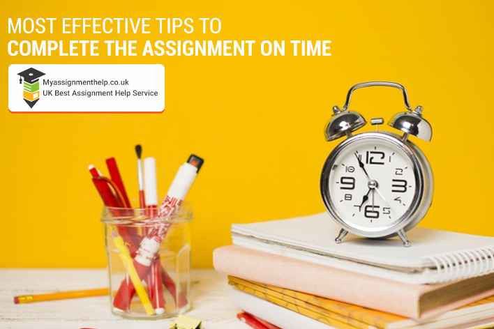 Complete the Assignment on Time