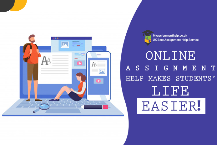 Online Assignment Help Makes Students