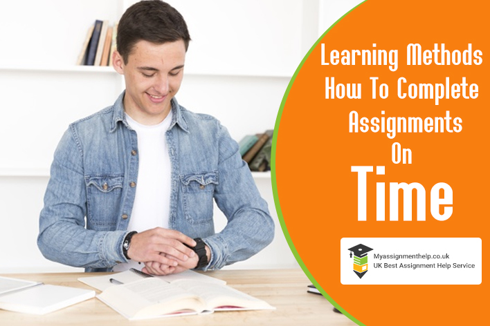 complete assignments on time