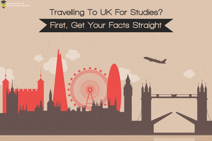 Travelling To UK For Studies First