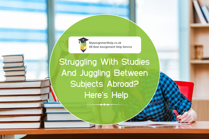 Subjects Abroad Here's Help