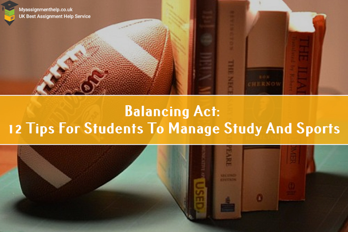 Manage Study And Sports