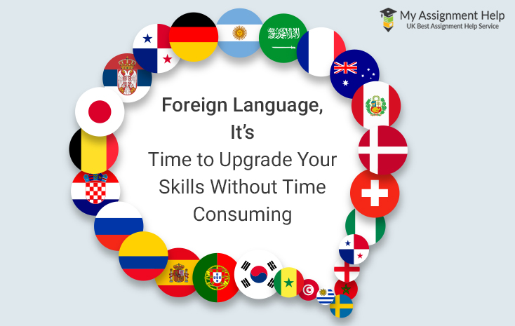 Foreign Language, It's Time