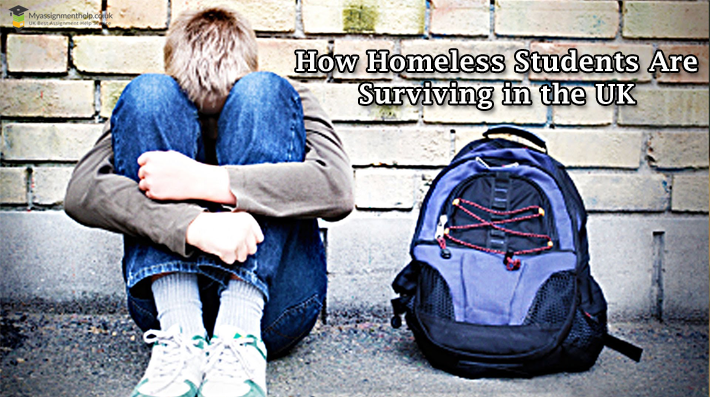 How Homeless Students Are Surviving in the UK?