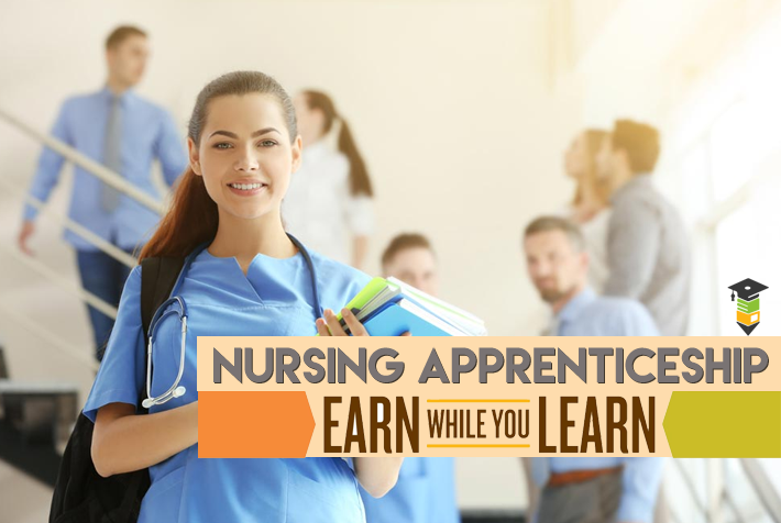 Get Paid While Earning a Degree as a Nursing Apprentice