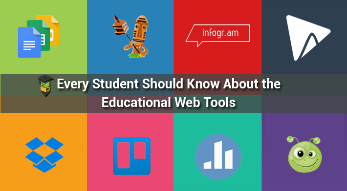 Educational Web Tools