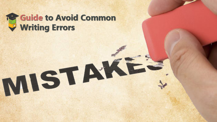 Guide to Avoid Common Writing Errors