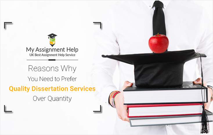 Quality Dissertation Services