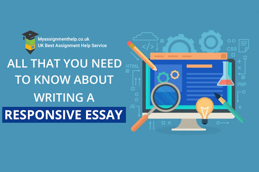 How to write a responsive essay