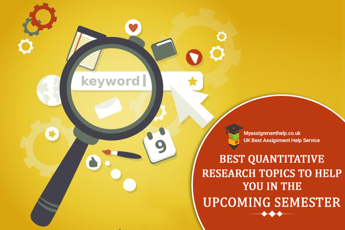 quantitative research topics