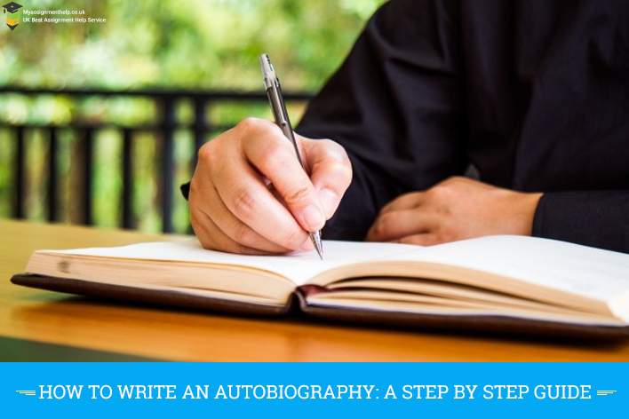HOW TO WRITE AN AUTOBIOGRAPHYA
