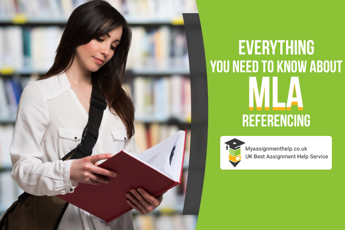 How To Write MLA Referencing