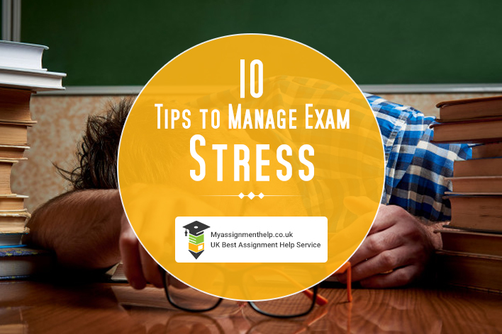 MANAGE EXAM STRESS