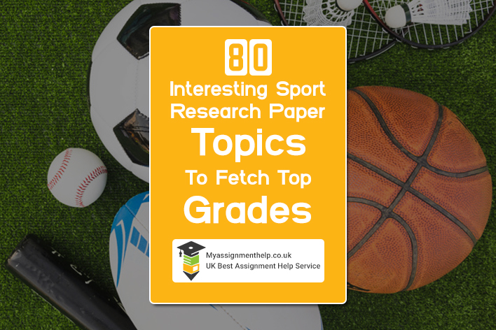 Sport Research Paper Topics