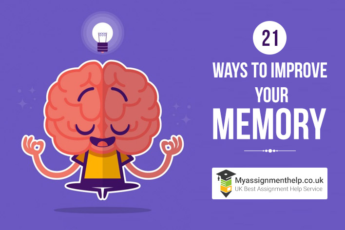 21 WAYS TO IMPROVE YOUR MEMORY