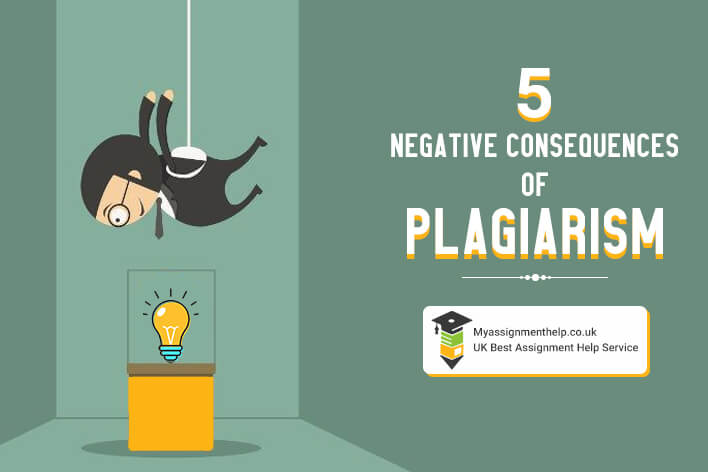 5 Negative Consequences of Plagiarism