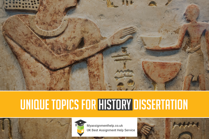 Topics for History Dissertation