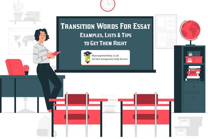 Transition Words For Essay