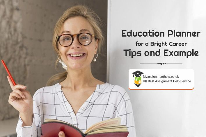 Education Planner for a bright career