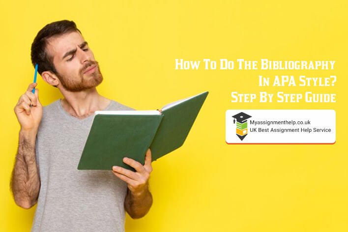 bibliography in APA style
