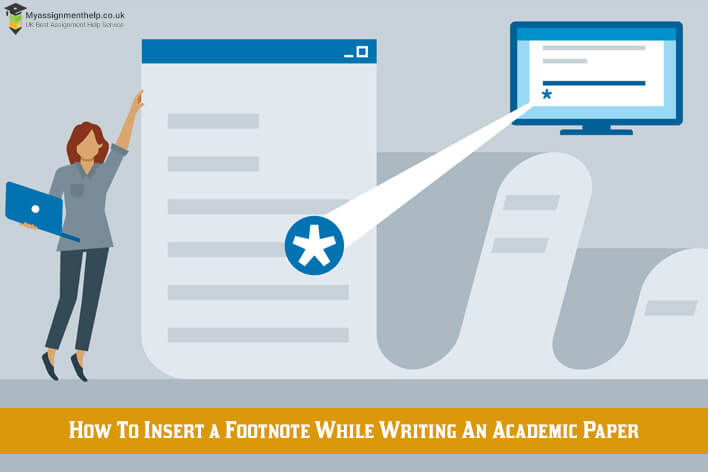 How To Insert a Footnote