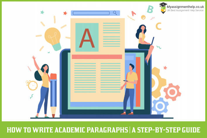 How to Write Academic Paragraphs