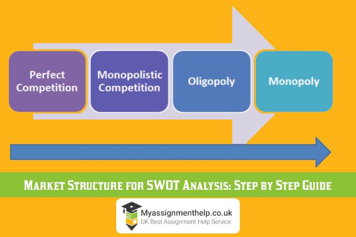 Market Structure for SWOT Analysis