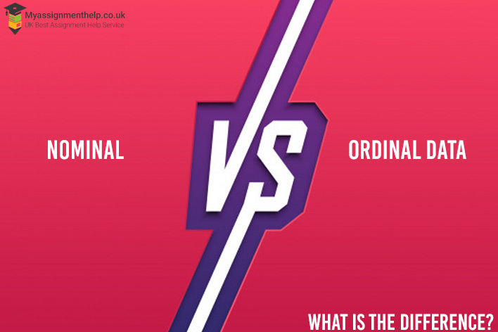 Nominal vs Ordinal Data