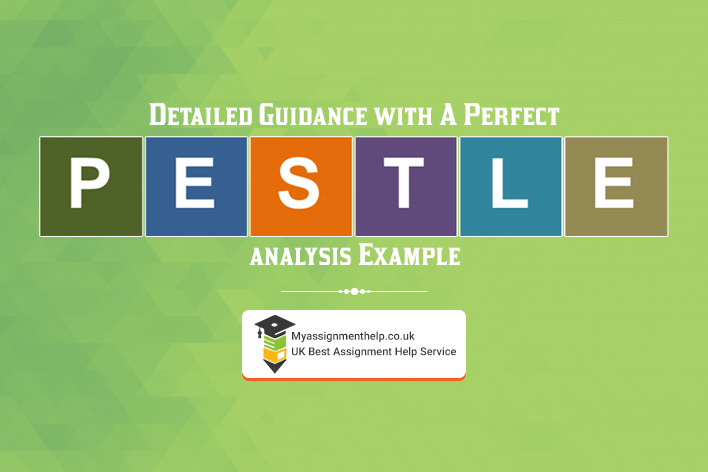 Detailed Perfect PESTLE analysis Example