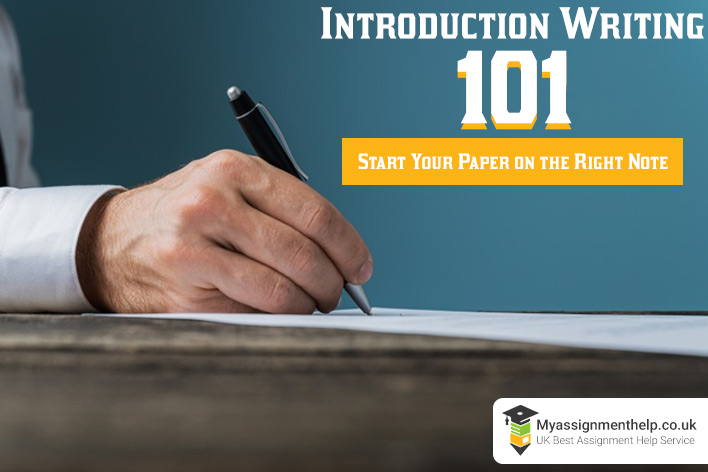Introduction Writing
